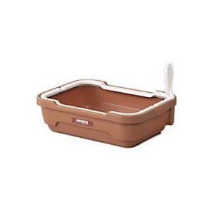 ボンビアルコン しつけるトイレ C-M ブラウン 【特売】|aquabase