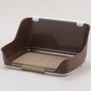 ボンビアルコン しつけるウォールトレー Sサイズ ブラウン 【代引き不可商品】|aquabase