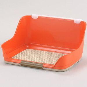 ボンビアルコン しつけるウォールトレー Sサイズ オレンジ|aquabase