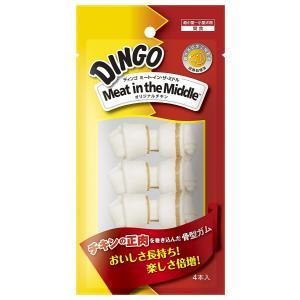 ディンゴ Dingo ミート・イン・ザ・ミドル オリジナルチキン ミニ 4本入|aquabase
