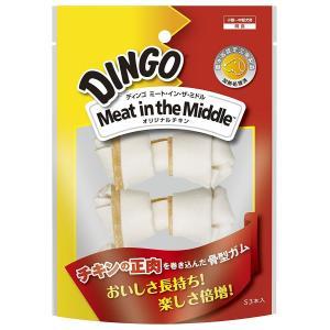 ディンゴ Dingo ミート・イン・ザ・ミドル オリジナルチキン S 3本入|aquabase