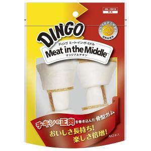 ディンゴ Dingo ミート・イン・ザ・ミドル オリジナルチキン M 2本入|aquabase