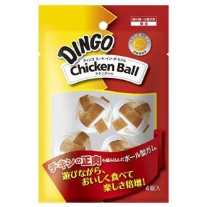 ディンゴ Dingo ミート・イン・ザ・ミドル チキンボール ミニ 4個入|aquabase