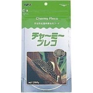 日本ペットフード チャーミー プレコ 260g|aquabase
