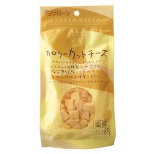 ペッツルート カロリーカットチーズ 80g|aquabase