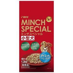 サンライズ  ミンチスペシャル 小型犬 ダイエット 1.2kg 【特売】|aquabase