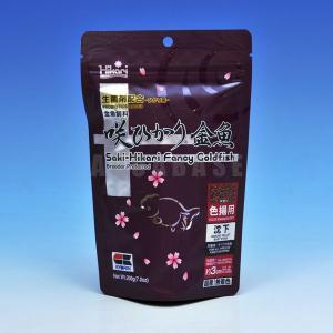 キョーリン 咲ひかり金魚 色揚用 200g 紫の関連商品7