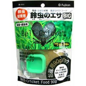 フジコン 鈴虫のエサBIG 90g|aquabase