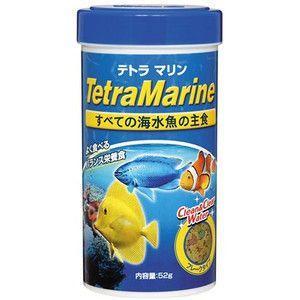 テトラ マリン フレーク 52g 【特売】|aquabase