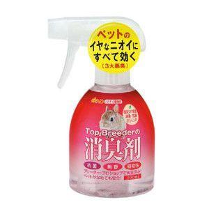 GEX トップブリーダーの消臭剤 無香性 300ml|aquabase