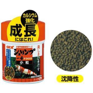 GEX シュリンプ一番フード 小粒 25g|aquabase