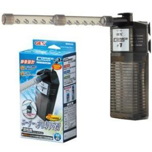 GEX コーナーパワーフィルター 1 aquabase
