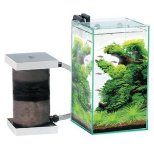 GEX グラステリアキューブ 200H 6点セット|aquabase