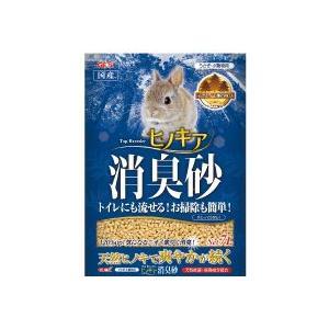 GEX トップブリーダー ヒノキア 消臭砂 7L 【特売】|aquabase