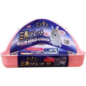 GEX ヒノキア 三角ラビレット消臭セット ベビーピンク|aquabase