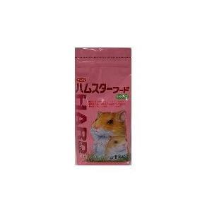 日本配合飼料 ハムスターフード ハードタイプ 1kg|aquabase