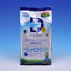 コトブキ ドクターソイル 2kg|aquabase
