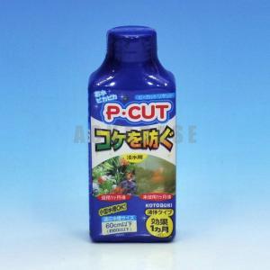 コトブキ ピーカット P-CUT リキッド 120ml|aquabase