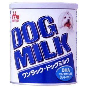 森乳サンワールド ワンラック ドッグミルク 270g 【特売】|aquabase