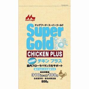 スーパーゴールド チキンプラス 体重管理用 800g|aquabase