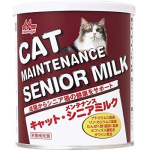 森乳サンワールド ワンラック メンテナンス キャットシニアミルク 280g|aquabase