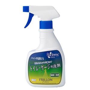 カモス バクテレス フリロン ペットのトイレ・ケージ用洗剤 380ml|aquabase