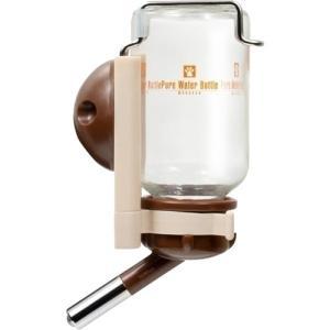 マルカン ピュアウォーターボトル ブラウン|aquabase