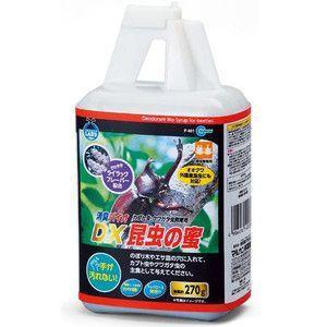 マルカン 昆虫の蜜 消臭バイオDX 270g|aquabase