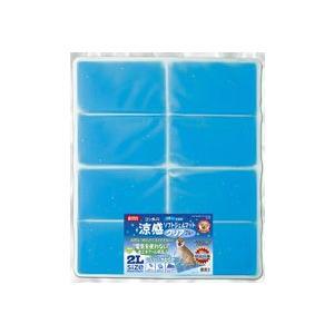 マルカン 涼感ソフトジェルマットクリア 2L ブルー|aquabase