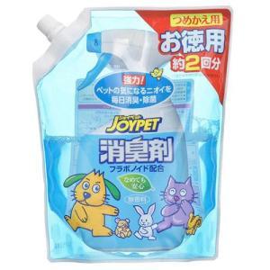 ジョイペット 液体消臭剤 つめかえ用 650ml aquabase