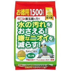 イトスイ コメット カメのごはん納豆菌 お徳用 1500g|aquabase