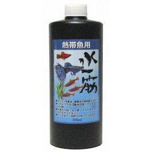 ドッグイヤー 水一筋 熱帯魚用 500ml|aquabase