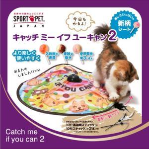 猫壱 キャッチ・ミー・イフ・ユー・キャン2|aquabase