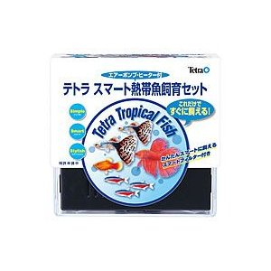 テトラ スマート熱帯魚飼育セット SP-17TF|aquabase