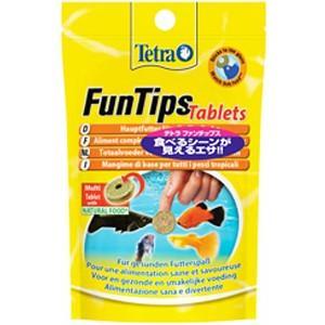 テトラ ファンチップス 20錠|aquabase