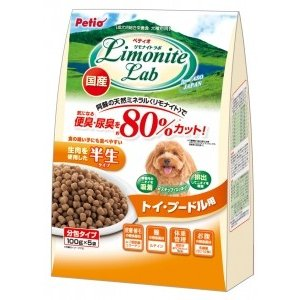 リモナイトラボ トイ・プードル用 500g 【特売】|aquabase