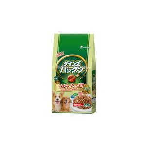 ゲインズパックン ビーフ・ささみ・緑黄色野菜・小魚入り 2.5kg|aquabase