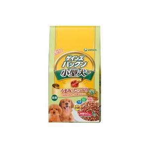 ゲインズパックン 小型犬用 1kg|aquabase