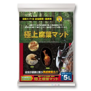 ミタニ 極上腐葉マット 5L|aquabase