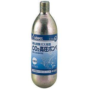 スドー 水草用 CO2高圧ボンベ 70g|aquabase