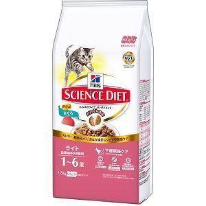 サイエンスダイエット アダルト ライト まぐろ 肥満傾向の成猫用 1.8kg|aquabase