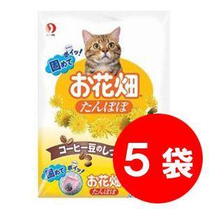 ペットライン お花畑 たんぽぽ 8.5L x 5袋セット aquabase