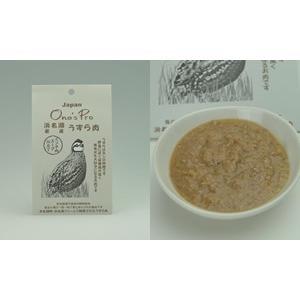 ヴォイス ワンズプロ 浜名湖厳選うずら肉 ミンチ肉スープ仕立て 50g|aquabase