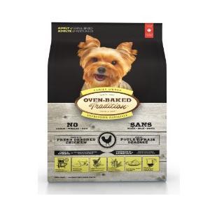 オーブンベークド トラディション 成犬 チキン 2.27kg|aquabase