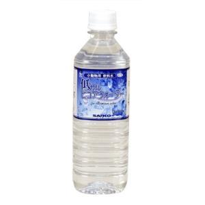 三晃商会 低カル・ピュアウォーター 500ml|aquabase