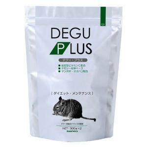 三晃商会 デグー・プラス ダイエット・メンテナンス 600g|aquabase