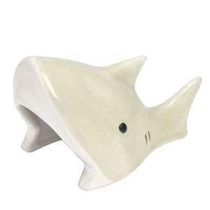 三晃商会 陶器ハウス サメ|aquabase