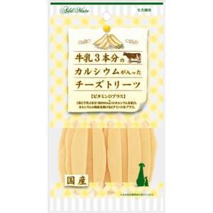 アドメイト 牛乳3本分のカルシウムが入ったチーズトリーツ 50g|aquabase