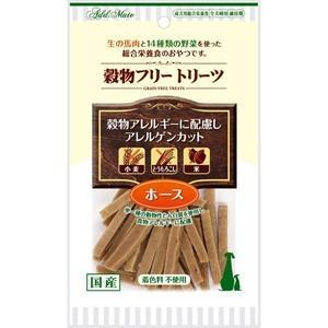 アドメイト 穀物フリートリーツ ホース 60g|aquabase