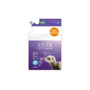 マルカン 天然消臭 フェレット・小動物用 詰替え用 280ml|aquabase